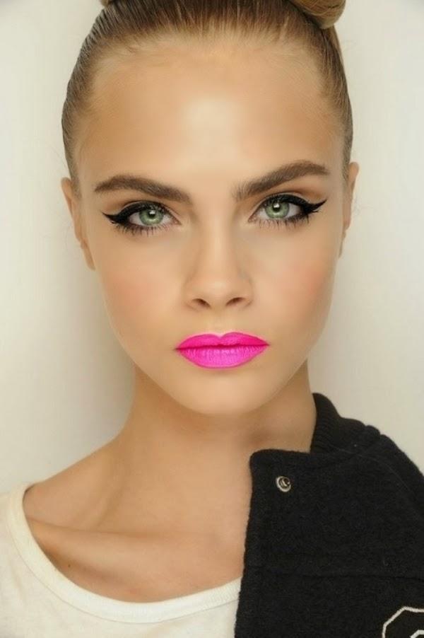 Makeup Trends: 2014 MAKEUP TRENDS (face, Lips, Eyes)