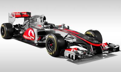 Mobil Balap F1 Juara Dunia