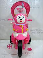 2 Sepeda Roda Tiga Lion King Domba