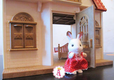Hopscotch Rabbit Calico Critters