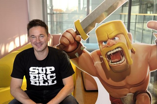 Tencent buys Clash of Clans maker Supercell for $8.6 billion