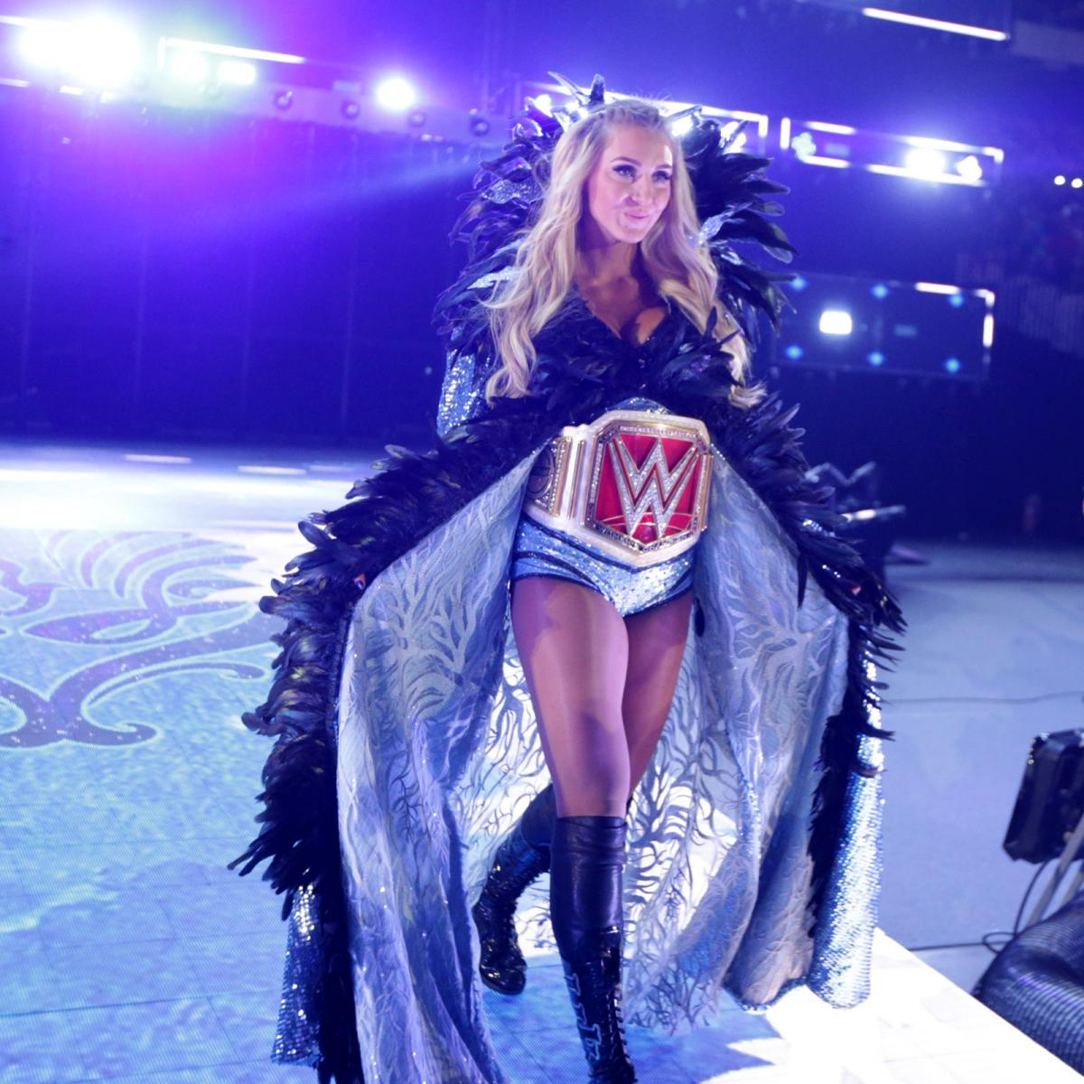charlotte flair bio career statistics etc wrestling dimension. Black Bedroom Furniture Sets. Home Design Ideas