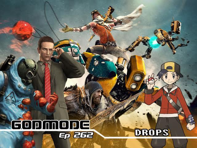 GODMODE 262 - DROPS