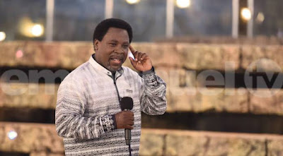 TB Joshua Prophesies Who Will Win The 2016 US Election… Guess Who?