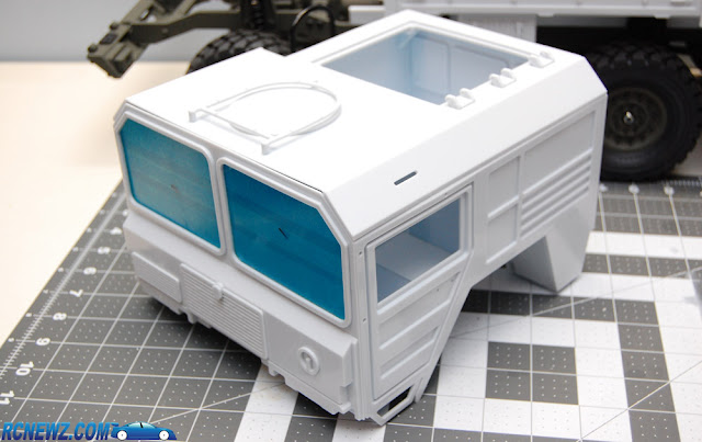 RC4WD Beast 2 cab