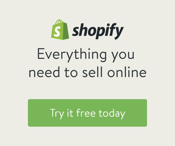 We love selling on Shopify