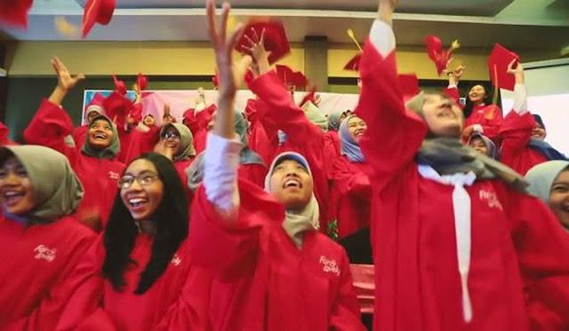 Viral !! Program Beasiswa Bagi Perempuan Indonesia yang Penuh Mimpi