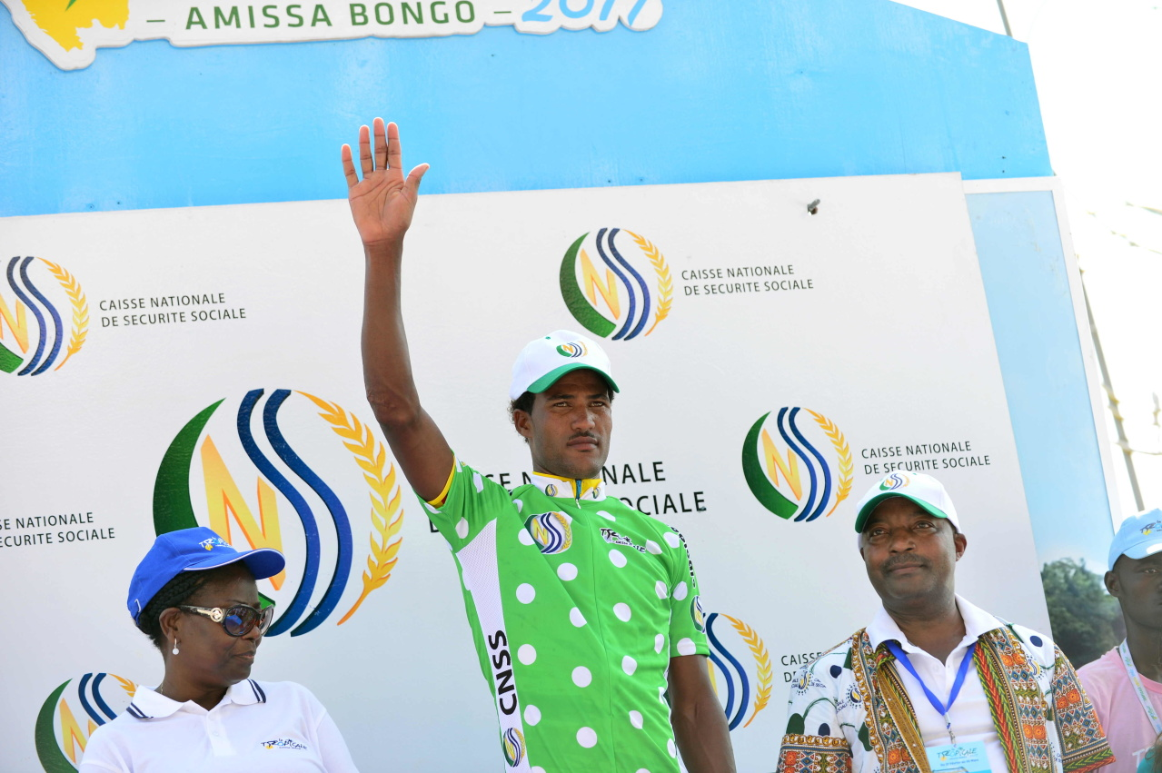 <Awet Habtom from Eritrea to sign with BIKE AID
