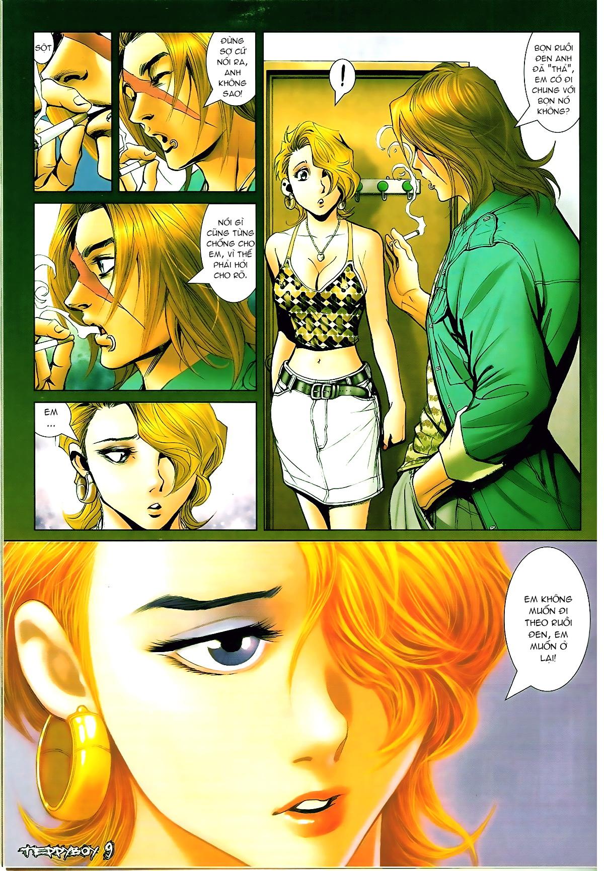 Người Trong Giang Hồ - Chapter 1331: Chạm trán - Pic 7