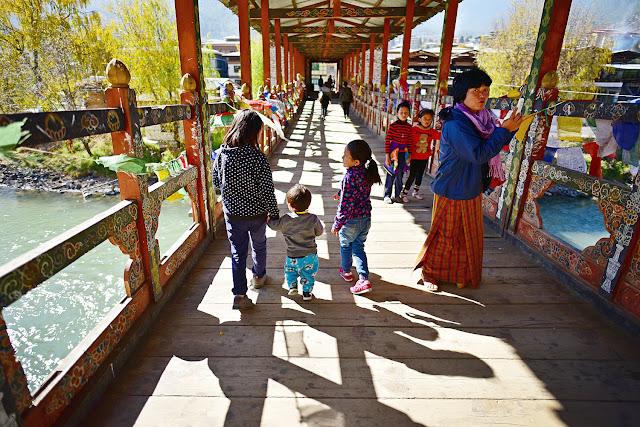 Centenary Farmers' Market Thimphu