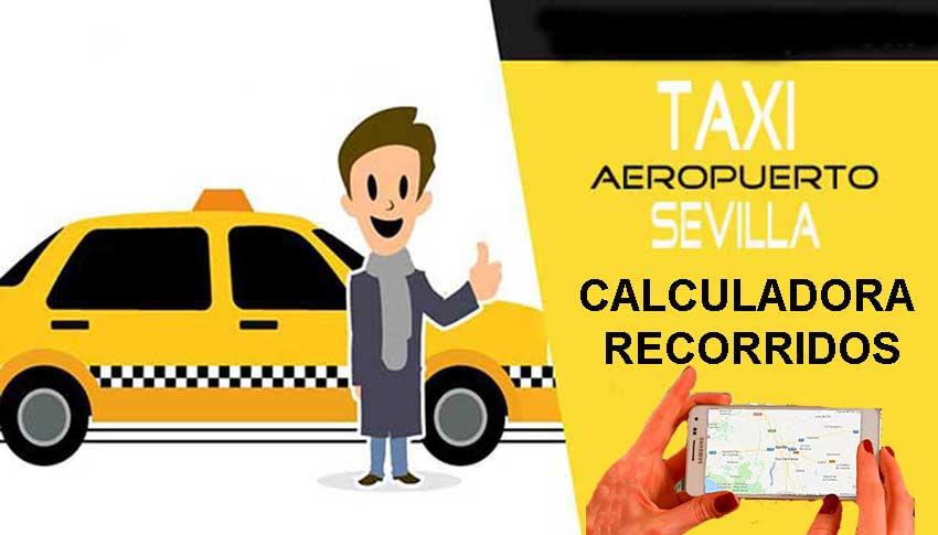 calculadora recorridos taxi