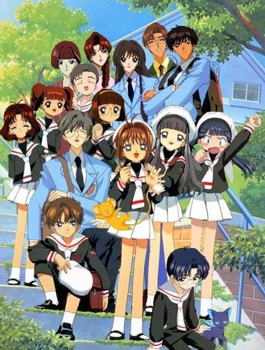 cardcaptor sakura characters eriol