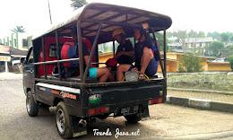 paket wisata aktivitas rafting arung jeram kota bandung selatan