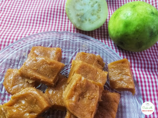 Perad or Guava cheese