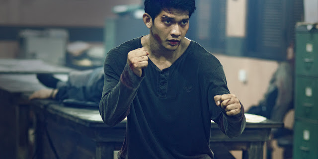 Review film Headshot, Iko Uwais, Pencak silat, Film Headshot