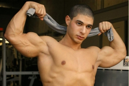 Teen Muscle Workout 15