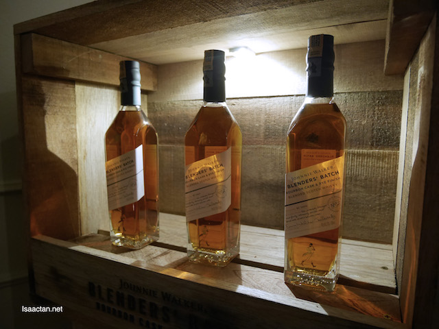 Johnnie Walker Blenders' Batch series