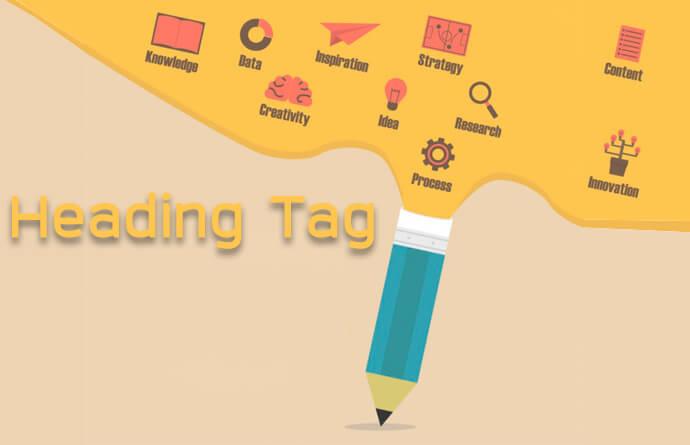 เทคนิคการนำ Heading Tag เข้ามาใช้งานในบทความ SEO