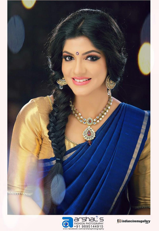 Malayalam Films Actress And Singer Aparna Balamurali Hairstyles
