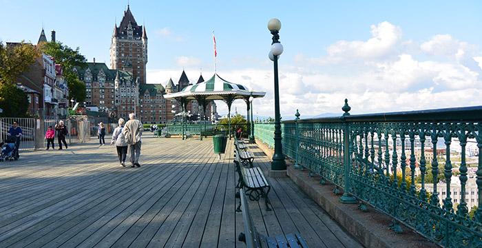 Cicérone Tours, Petit Champlain, Quebec, Vieux-Quebec, tours en quebec en español, que hacer en Quebec, old quebec tours