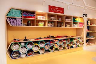 Espaço de Criatividade Faber-Castell