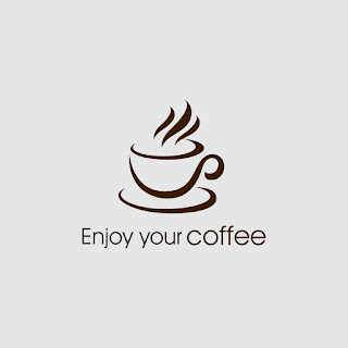 Relax With Coffee Free Download Vector CDR, AI, EPS and PNG Formats