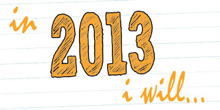Writing New Year Resolutions