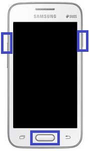 Cara Pasang Custom Rom HiTech V2 Pada Samsung Galaxy V SM-G313HZ