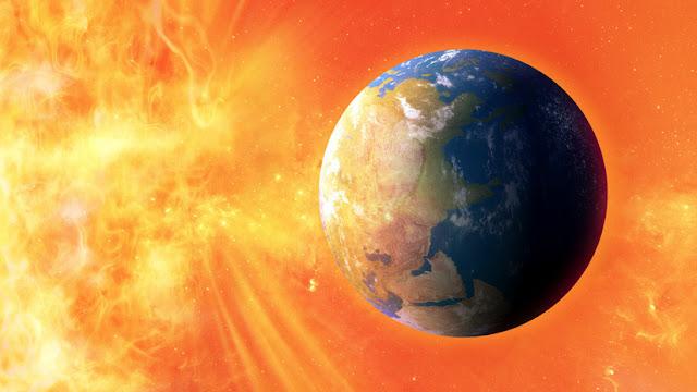 ¿Causará la actividad solar las pérdidas billonarias y caos en el 2019 que predice Saxo Bank?