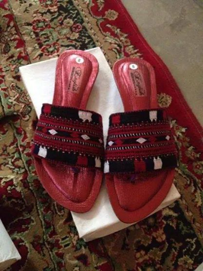 Stylish Balochi Shoes And Sandals Collection Baloch Fashion