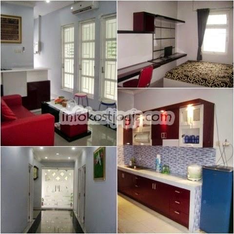 kost harian fasilitas hotel fi1412aa