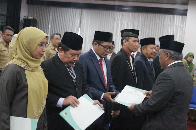 Enam Pejabat Esselon II di Lingkungan Pemkot Depok Dirotasi