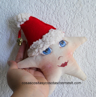 estrella-navideña-tela