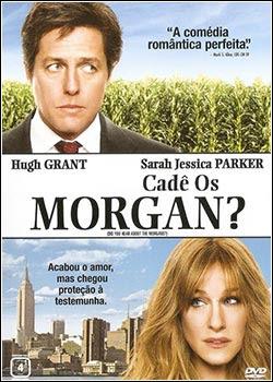 Cadê os Morgan? DVDRip AVi Dual Áudio