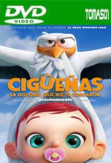 Cigüeñas: La historia que no te contaron (2016) DVDRip