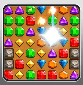 تحميل لعبة عالم المجوهرات Jewels World للاندرويد والايفون