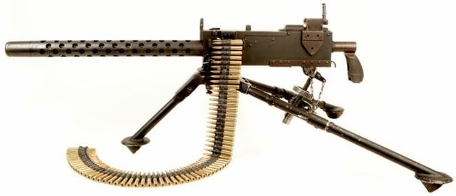 welcome to the world of weapons m1919 browning