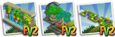 Farmville 2 decorations bonsai 1