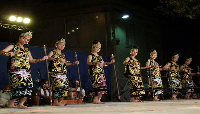 Tari Giring-Giring, Tarian Tradisional Dari Kalimantan Tengah