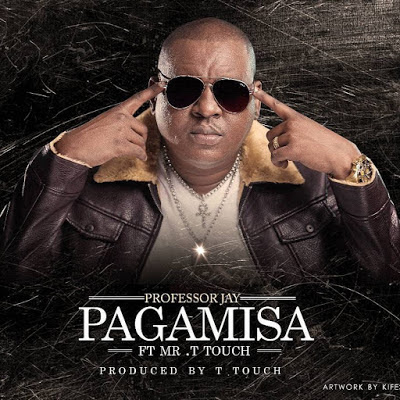PROFESSOR JAY Ft. MR.T TOUCH - PAGAMISA