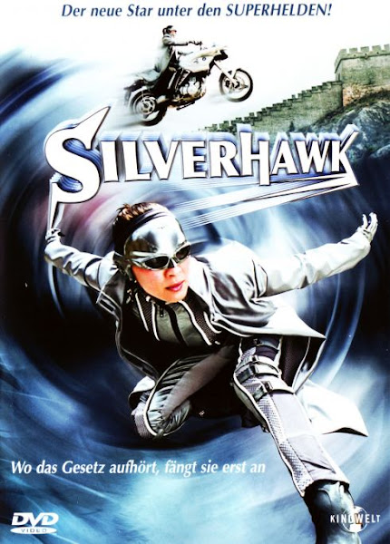 Poster of Silver Hawk 2004 720p Hindi BRRip Dual Audio Full Movie Download