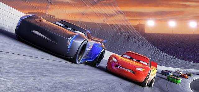 Auta 3 (Cars 3) – Recenze