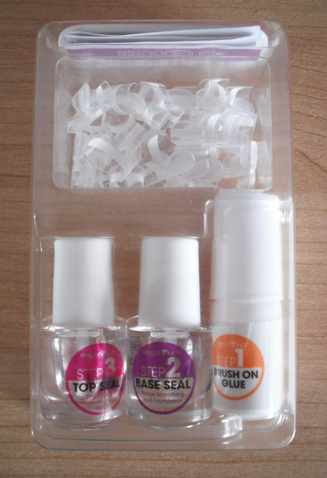 Elegant Touch Flawless French Manicure Kit.. ♥ | Victoria\'s Vintage ...