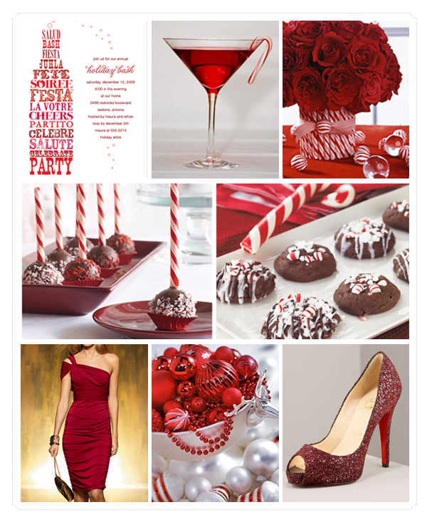 Christmas Party Themes: Splashes Of Cuteness: Mid-winter Christmas Party?