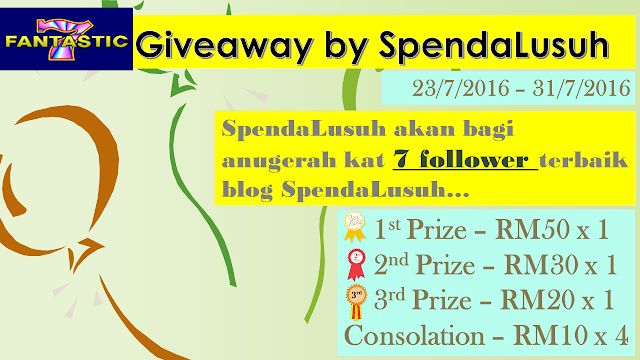 http://spendalusuh.blogspot.my/2016/07/fantastic-7-giveaway-by-spendalusuh.html