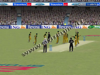 EA Sports Cricket 2004 Game Download Free For Pc | MYITCLUB