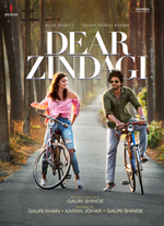 Watch Dear Zindagi (2016) DVDRip Hindi Full Movie Watch Online Free Download