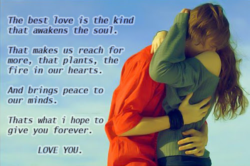 Forever Kind Of Love Quotes