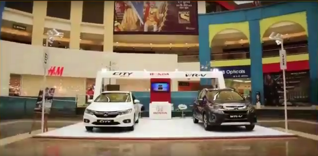 Hondas Nation Wide Activation Campaign