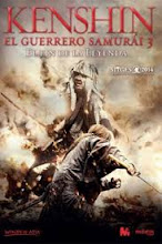 Kenshin, el guerrero samurai 3 El fin de la leyenda (2014)